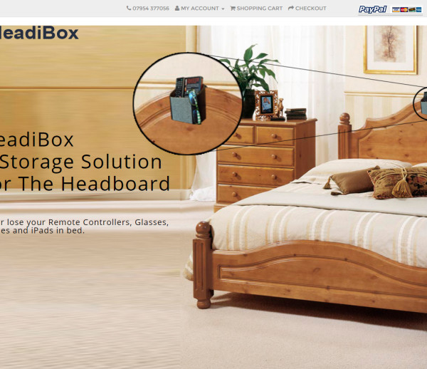 HeadiBox